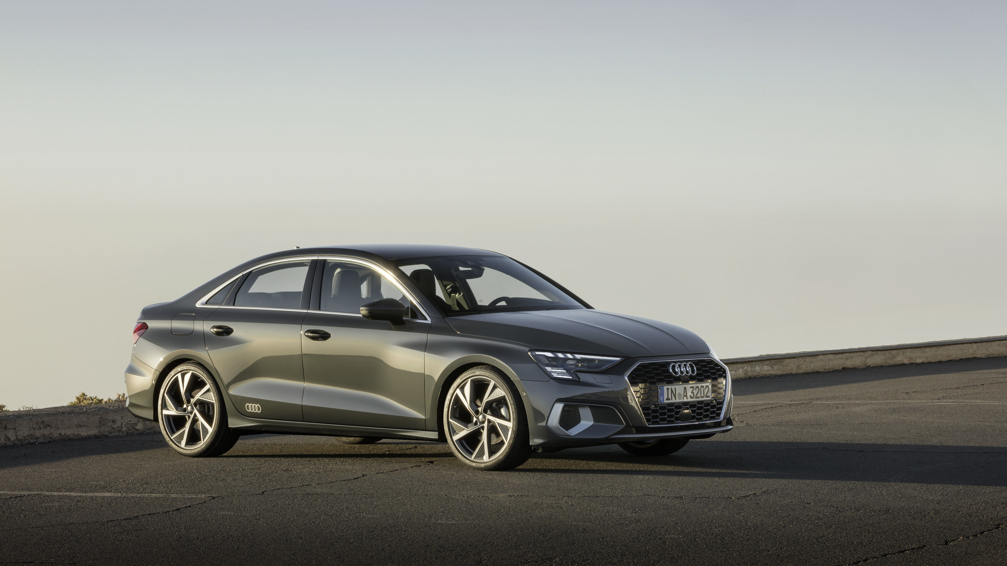 Prices of the new Audi A3 sedan will start at 34,900 euros (  <span class='webrupee'>₹</span>29 lakh) and will go up to 44,910 euros (  <span class='webrupee'>₹</span>37.5 lakh).