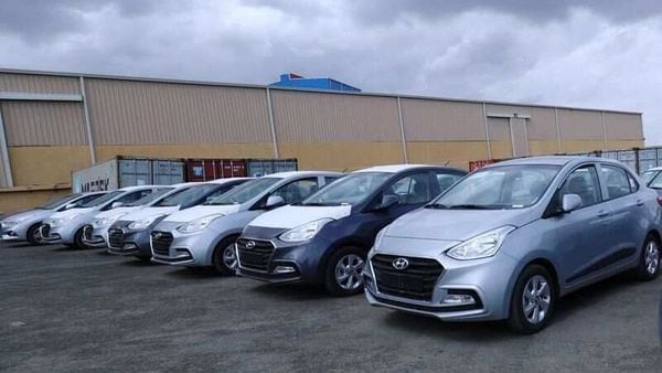 Consignments of cars shipped from South Korea are now sitting in U.S. ports. (This image has been used for representational purpose) (REUTERS)