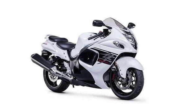 2020 Suzuki Hayabusa