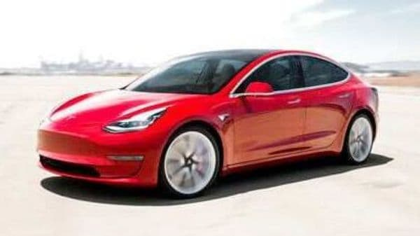 Thailand Police have inducted seven Tesla Model 3 cars for the next five years on lease for patrolling duties. (AP)