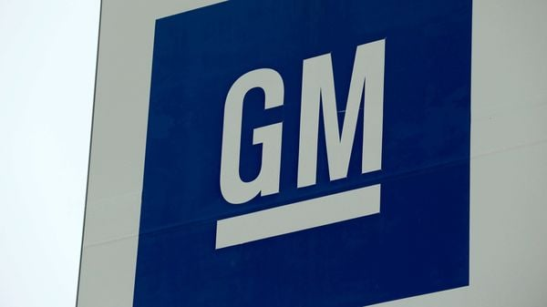 File photo: General Motors says it's winding down the app-based business after trying to make a go of it for more than four years. (AFP)