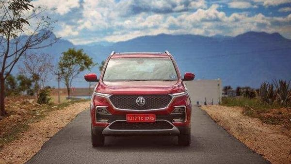 MG says it will use its dealerships across India to provide frontline workers with 100 Hector SUVs which will come with fuel and drivers.