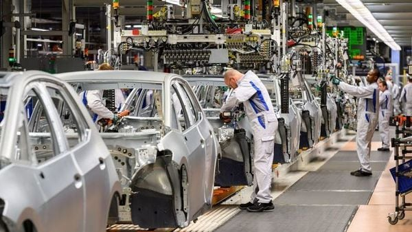 Manufacturers from Volkswagen AG to Renault SA and Daimler AG are restarting factories in Europe. (File photo used for representational purpose). (REUTERS)