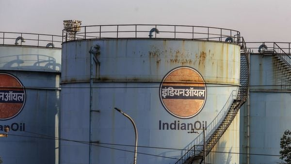 Indian state retailers sold 50% less refined fuel in the first two weeks of April than the same period a year ago as the lockdown hit transportation and industrial activity. (Bloomberg)