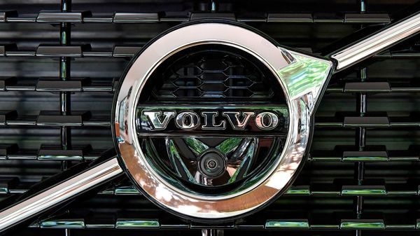 File photo: Volvo, whose truck brands include Mack and Renault, competes with Germany's Daimler and Volkswagen subsidiary Traton with its Scania and MAN brands. (AFP)