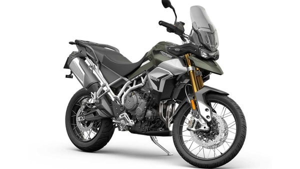 Triumph Tiger 900 will be a CKD motorcycle.