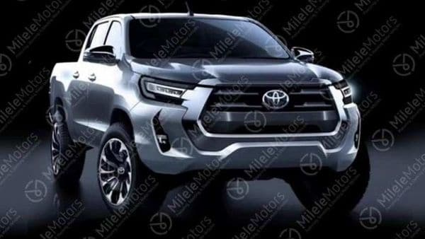 Toyota Hilux has turned more aggressive with the latest facelift. Image Credits: milelemotors.com