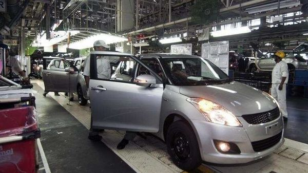 The Indian auto industry is now staring at a severe and prolonged disruption due to domestic and global lockdowns and supply chain interruptions. (File photo)
