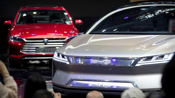 China is the world's largest electric vehicle market and is also home to several component makers that supply crucial parts to assist manufacturing in other countries. (File photo used for representational purpose.) (AP)