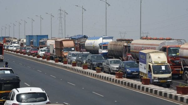 Shutting select roads in Indian cities to vehicular traffic could lead to more stress on other roads, possibly causing even more jams. (File photo) (PTI)