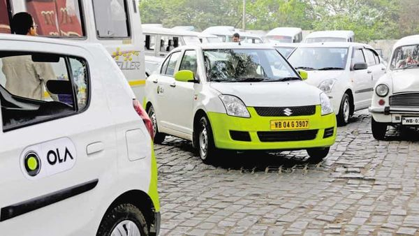 File photo: Ola is providing convenient, reliable and safe transport services for all non-Covid medical trips amid lockdown.