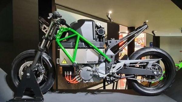 2020 Kawasaki EV Endeavor prototype