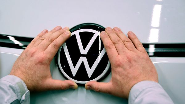 Volkswagen India's online retail process will be simple, hassle-free and will provide an end-to-end contactless experience. (AFP)
