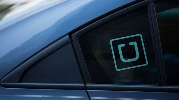 Uber said earlier this month it would provide 10 million rides and food deliveries, free of charge, to healthcare workers, seniors, and people in need globally. (AFP)