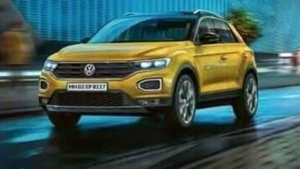 File photo: Volkswagen T-Roc SUV. Volkswagen's online retail process is simple, hassle-free and provides an end-to-end contactless experience.