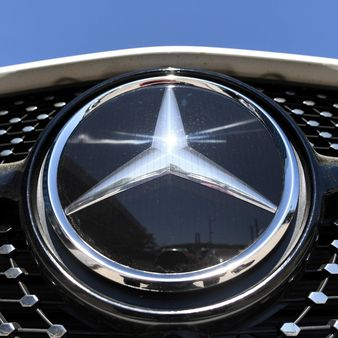 File photo: Daimler expects group revenue and EBIT to be below 2019 levels. (REUTERS)