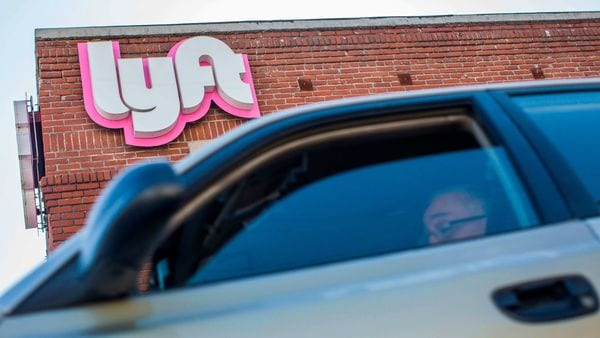 File photo: The coronavirus pandemic has made ride-hailing company, Lyft, unprofitable and also made it withdraw financial guidance this month. (AFP)