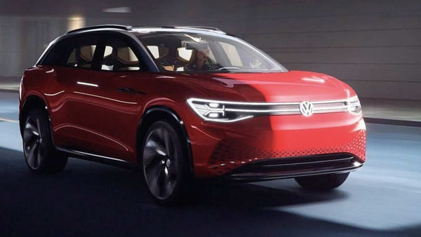 The pre-production of the future Volkswagen ID.6, a fully electric SUV, has already begun in China.