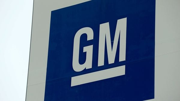 File photo: GM's joint venture with SAIC Motor Corp, which manufactures Buick, Chevrolet and Cadillac vehicles, said its sales in China grew 13.6% compared to a year earlier. (AFP)