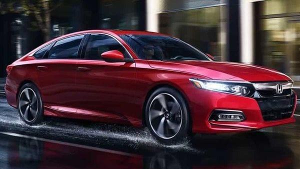 2020 Honda Accord, Photo courtesy: Honda