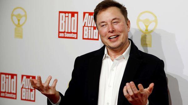 Elon Musk. (Reuters file photo)
