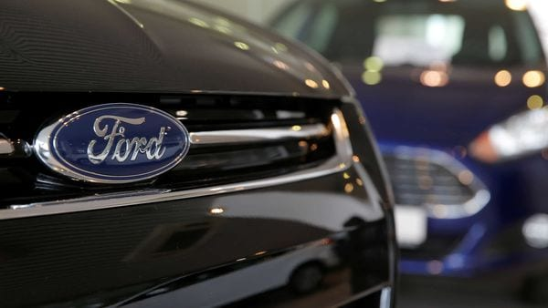 File photo of the Ford logo, used for representational purpose only. (REUTERS)