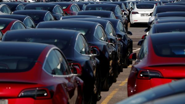 Automakers in the United States can look at China for some inspiration as sales there have rebounded since coronavirus lockdown lifted. (File photo used for representational purpose only). (AFP)