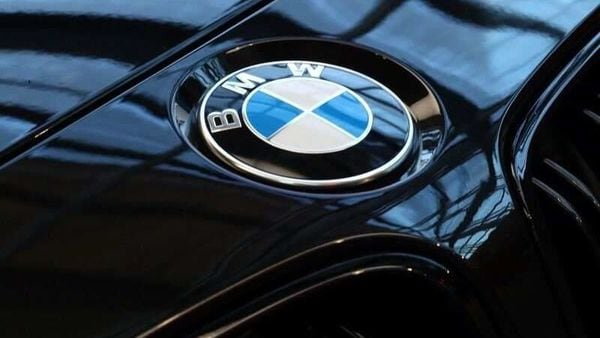 File photo: BMW is due to publish first-quarter earnings on May 6. (REUTERS)