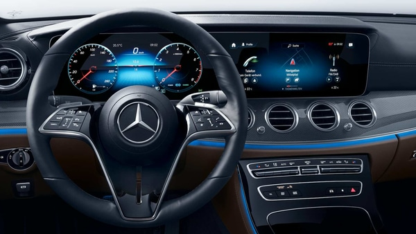 The first step towards the modern Mercedes-Benz steering wheel was taken by the then Daimler-Motoren-Gesellschaft 120 years ago.