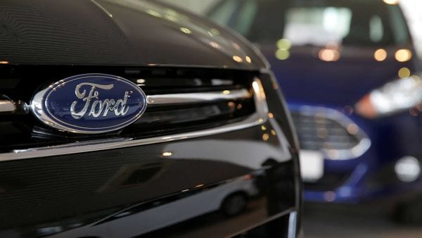 FILE PHOTO: Ford's China sales fell 34.9% to 88,770 vehicles in January-March. (REUTERS)
