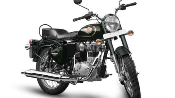 Royal Enfield Bullet 350 BS 6 picture for representational purpose only.