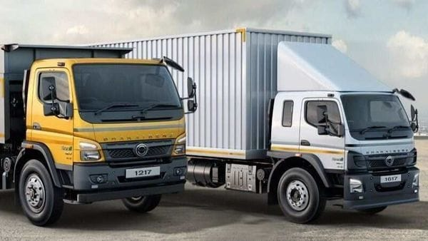 BharatBenz is a brand of Daimler India Commercial Vehicles.. (Photo courtsey: BharatBenz/www.bharatbenz.com)