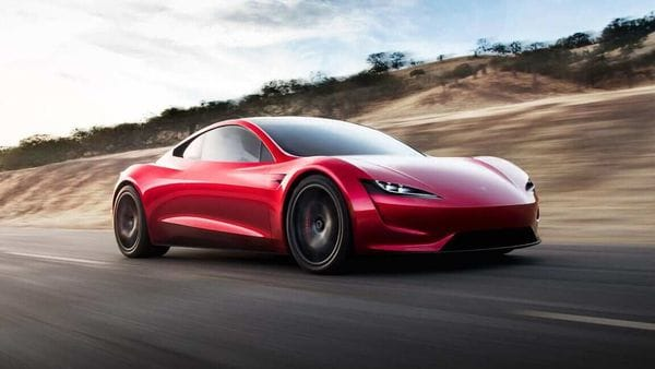 Tesla CEO Elon Musk said in a podcast interview that the company's planned Roadster sports car would take a backseat for now.