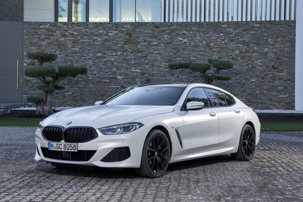BMW 840i Gran Coupe, a 4-seater sports car, is the most luxurious sports coupe ever built by the company so far.