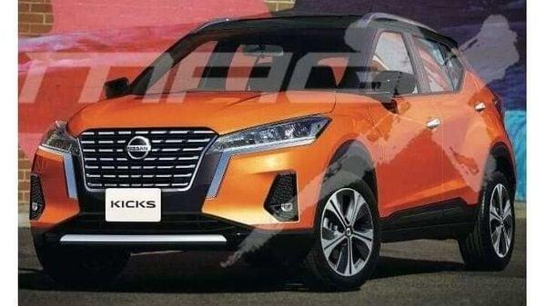 2021 Nissan Kicks e-Power, Image Courtesy: Nissan Kicks Club Thailand.