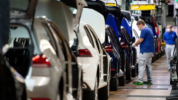 The automotive industry around the world is feeling the pain as Covid-19-related developments have sent demand crashing and production levels staggered. (REUTERS)