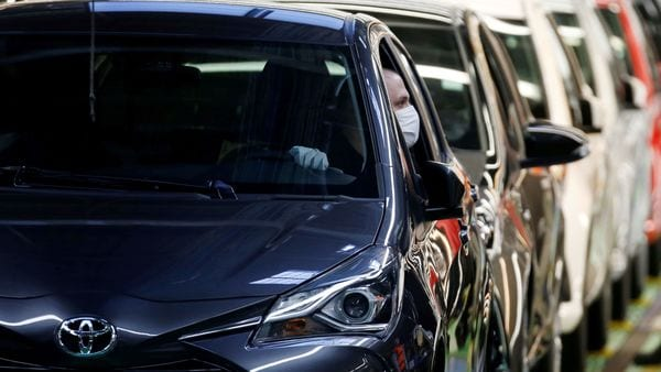 Toyota Motor Corp plans to slash production in North America by nearly a third. (REUTERS)