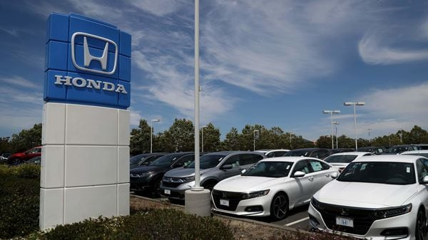 File photo of a Honda dealership used for representational purpose only. (AFP)