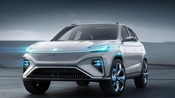 MG Motor's sister bran Roewe has revealed the first images of the R-Aura Concept with 5G technology.