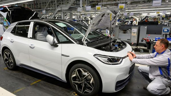 FILE PHOTO: Volkswagen gradually restarted output in Europe last month. (REUTERS)