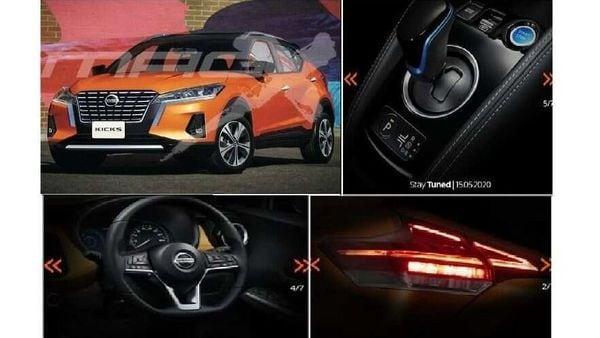 Nissan Kicks (e-Power) facelift, Image (top-left) Courtesy: Nissan Kicks Club Thailand.