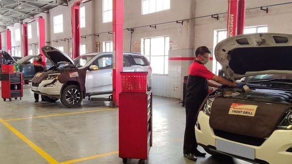 Mahindra says special emphasis is being given to ensure the safety of employees and customers at workshops.