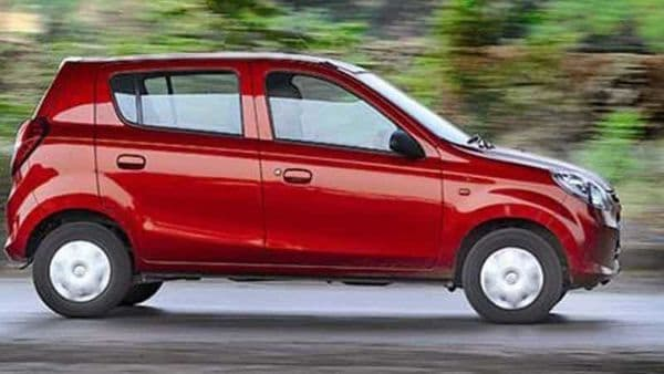 File photo: Maruti posted a 28% decline in quarterly net income after a nationwide lockdown.