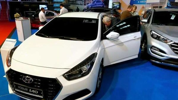 FILE PHOTO: Hyundai's 'Click to Buy' online platform will cater to the needs of new-age digital customers. (REUTERS)