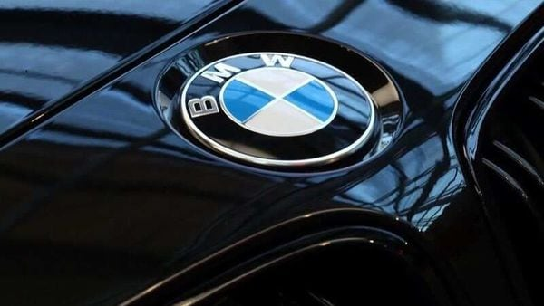 File photo: A logo of German luxury carmaker BMW. (REUTERS)