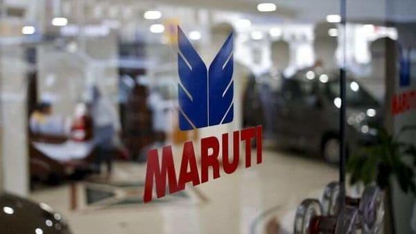 Maruti Suzuki logo (File photo for representational purpose.) (REUTERS)