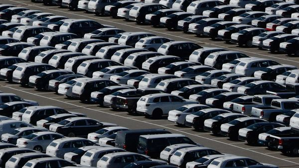 Indonesia's industry ministry last month said total car sales this year for both domestic and export markets was expected to slump 50%. (File photo used for representational purpose only). (REUTERS)