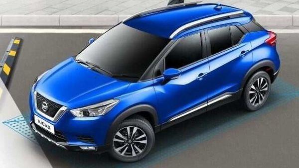 2020 Nissan Kicks BS 6