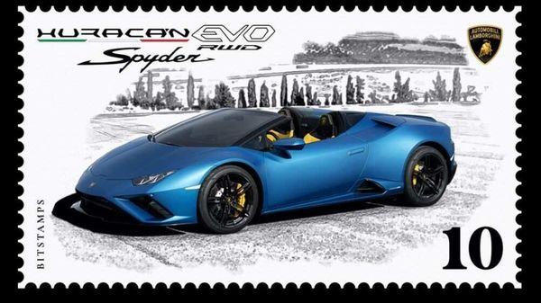 Photo courtesy: Automobili Lamborghini
