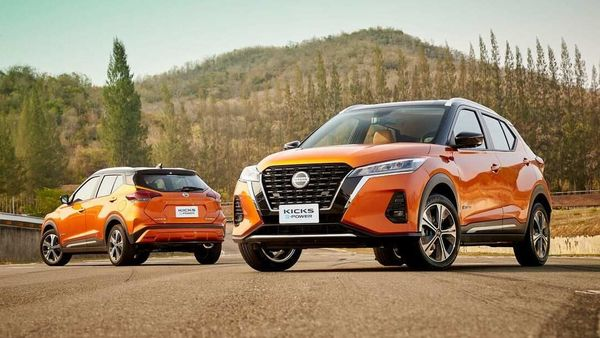 Nissan Motor has officially launched the 2021 Nissan Kicks e-Power in Thailand at a starting price equivalent of ₹21 lakh